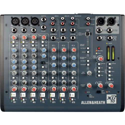 ALLEN & HEATH MIXEUR 3 IN MONO 1 TELCO 3 STEREO