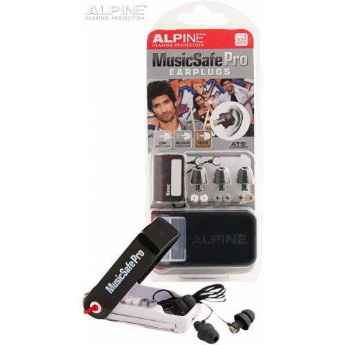 ALPINE MUSICSAFE PRO - BLACK EDITION