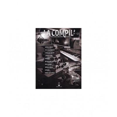 AEDE MUSIC LA COMPIL N.01 - PVG TAB