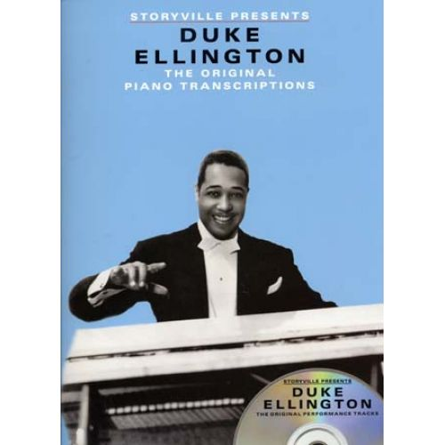 WISE PUBLICATIONS ELLINGTON DUKE - ORIGINAL PIANO TRANSCRIPTIONS + CD - PIANO