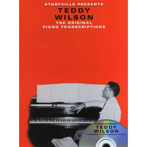WISE PUBLICATIONS WILSON TEDDY - STORYVILLE PRESENTS - PIANO SOLO