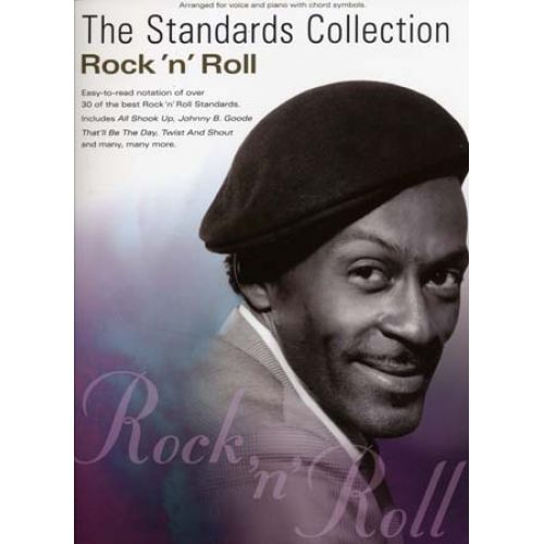 WISE PUBLICATIONS STANDARDS COLLECTION ROCK'N'ROLL - PVG