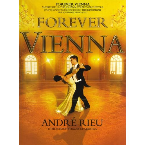 WISE PUBLICATIONS FOREVER VIENNA - PIANO SOLO