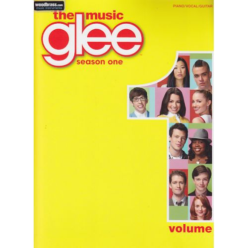 WISE PUBLICATIONS GLEE THE MUSIC SEASON 1 VOL.1 - PVG