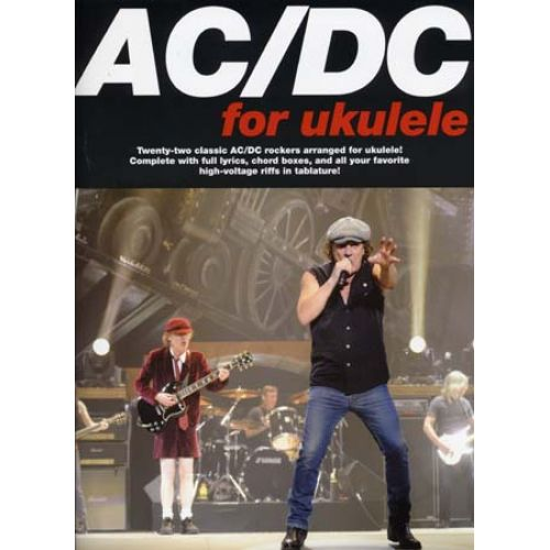AMSCO AC/DC FOR UKULELE