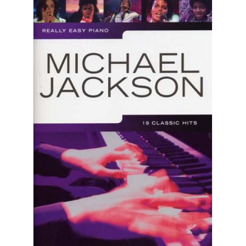 WISE PUBLICATIONS JACKSON MICHAEL - REALLY EASY PIANO