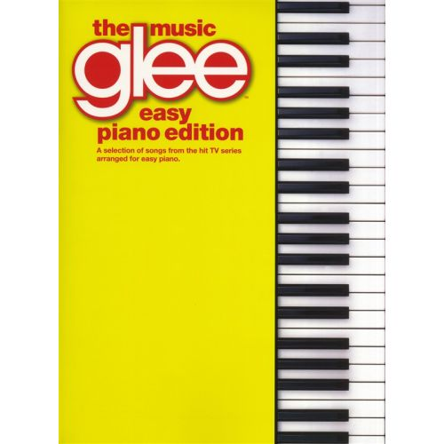WISE PUBLICATIONS GLEE THE MUSIC - PIANO SOLO
