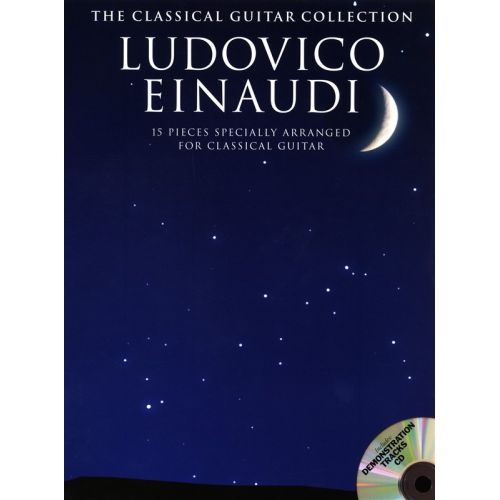 WISE PUBLICATIONS LUDOVICO EINAUDI - THE CLASSICAL GUITAR COLLECTION - GUITAR TAB