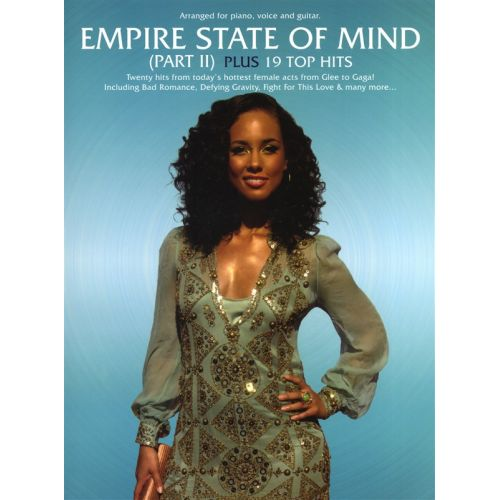 WISE PUBLICATIONS EMPIRE STATE OF MIND PART II - PVG