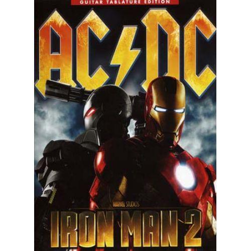 MUSIC SALES AC/DC - IRON MAN 2 - GUITAR TAB
