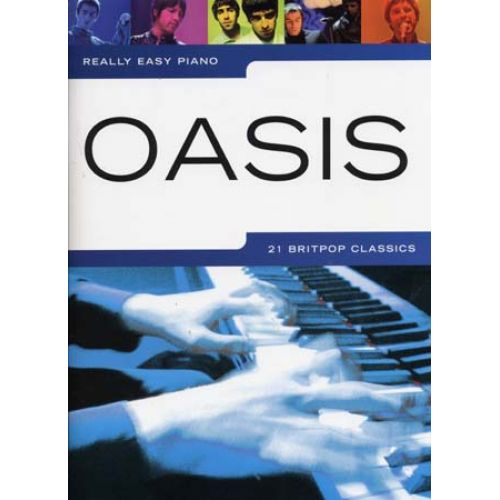 WISE PUBLICATIONS OASIS - REALLY EASY PIANO