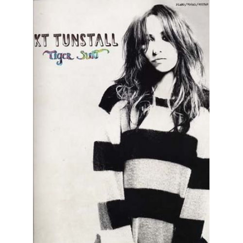 WISE PUBLICATIONS TUNSTALL KT - TIGER SUIT - PVG