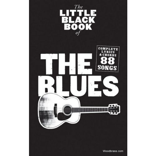 WISE PUBLICATIONS LITTLE BLACK BOOK OF THE BLUES