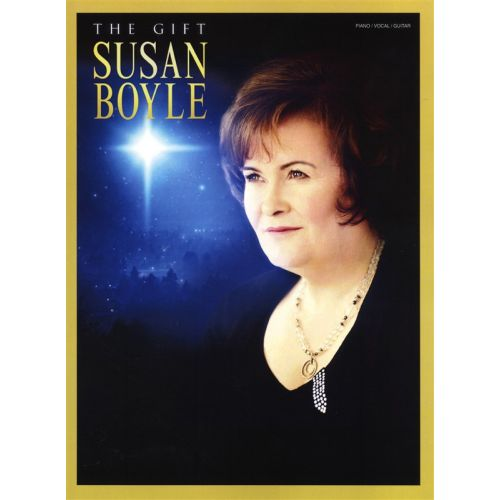 WISE PUBLICATIONS BOYLE SUSAN - THE GIFT - PVG