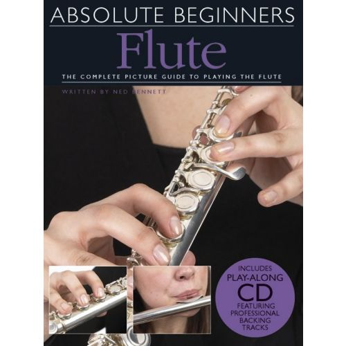 WISE PUBLICATIONS ABSOLUTE BEGINNERS - FLUTE