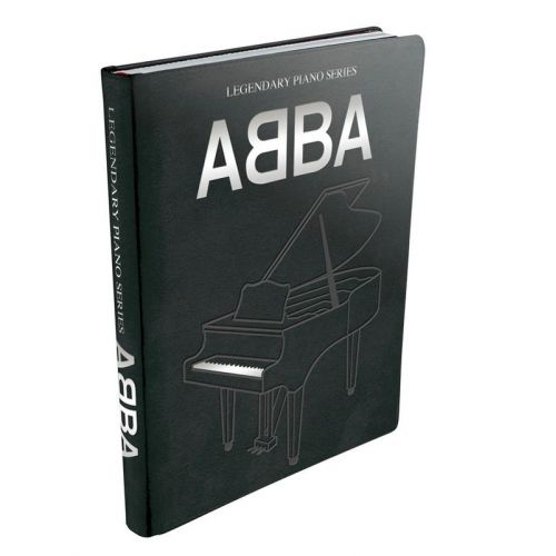 WISE PUBLICATIONS LEGENDARY PIANO SERIES : ABBA - PIANO