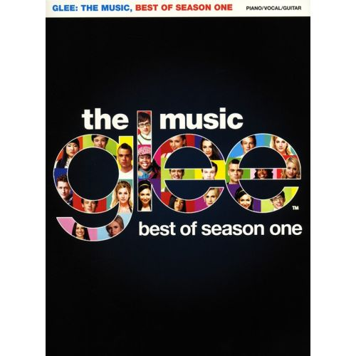 WISE PUBLICATIONS GLEE THE MUSIC - THE BEST OF SEASON ONE - PVG