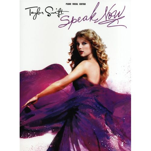 WISE PUBLICATIONS TAYLOR SWIFT - SPEAK NOW - PVG