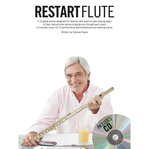 WISE PUBLICATIONS RESTART FLUTE - FLUTE