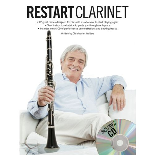 WISE PUBLICATIONS RESTART - CLARINET