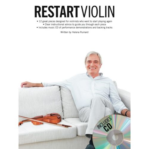 WISE PUBLICATIONS RESTART - VIOLIN