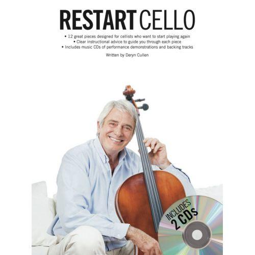 WISE PUBLICATIONS RESTART CELLO - CELLO