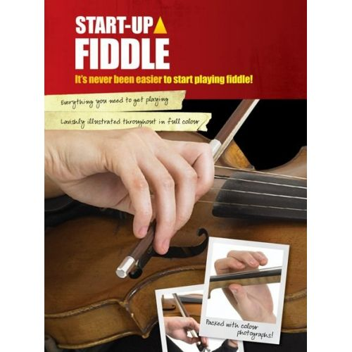 WISE PUBLICATIONS STARTUP FIDDLE - VIOLIN