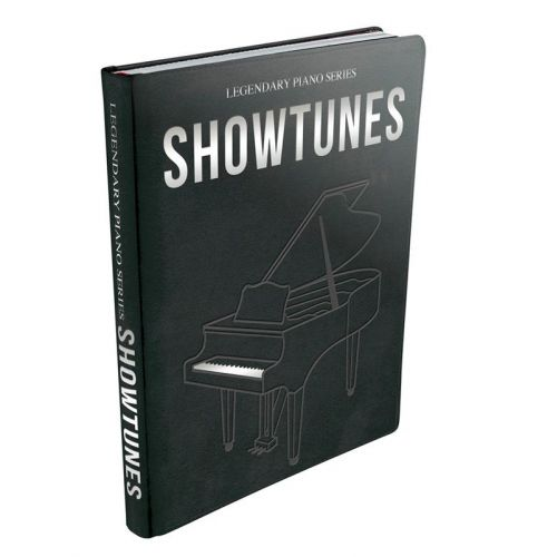 WISE PUBLICATIONS LEGENDARY PIANO SERIES : SHOWTUNES - PIANO