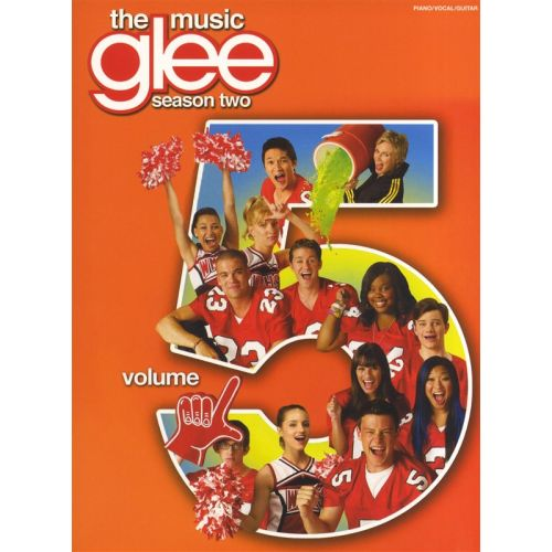 WISE PUBLICATIONS GLEE THE MUSIC VOLUME 5 - PVG