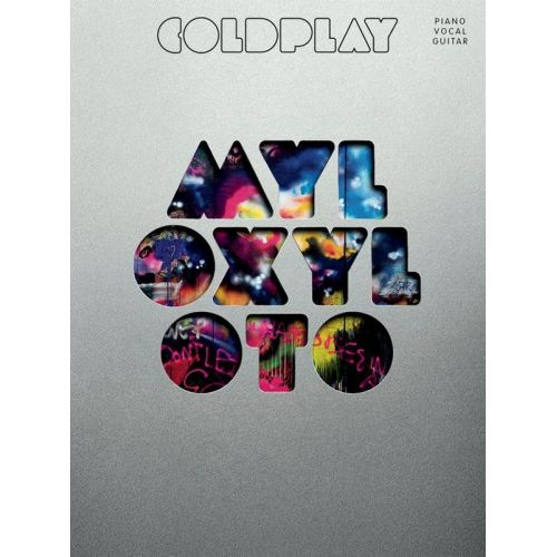 WISE PUBLICATIONS COLDPLAY - MYLO XYLOTO - PVG