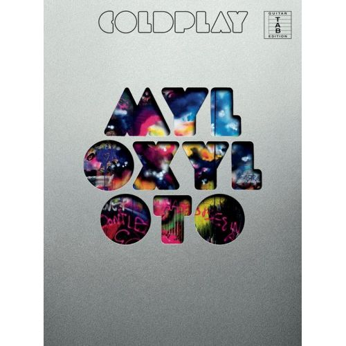 WISE PUBLICATIONS COLDPLAY - MYLO XYLOTO - GUITAR TAB