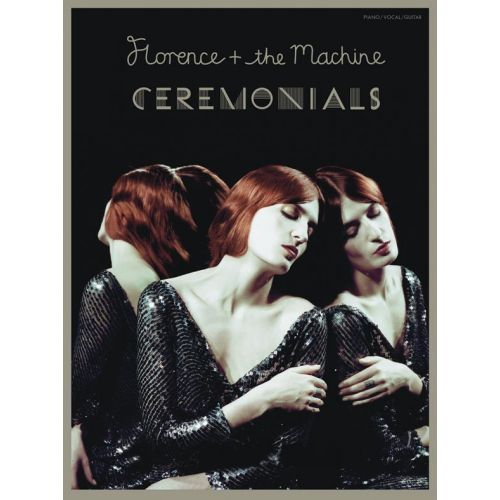 WISE PUBLICATIONS FLORENCE + THE MACHINE - CEREMONIALS - PVG