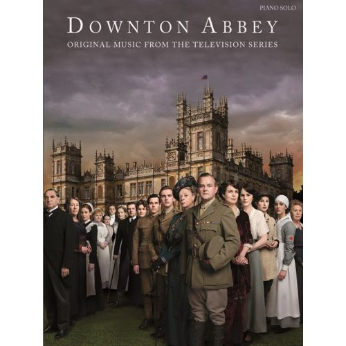 WISE PUBLICATIONS DOWNTON ABBEY - PIANO SOLO