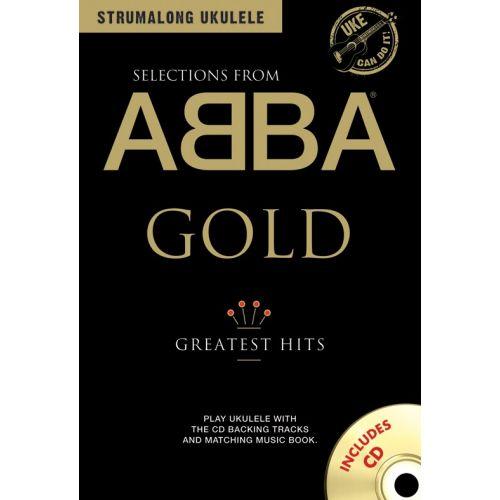 WISE PUBLICATIONS SELECTIONS FROM ABBA GOLD - STRUMALONG UKULELE - UKULELE