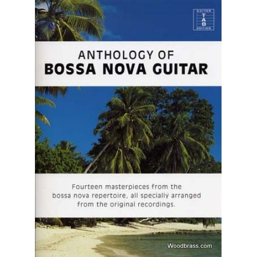 AMSCO ANTHOLOGY OF BOSSA NOVA GUITAR