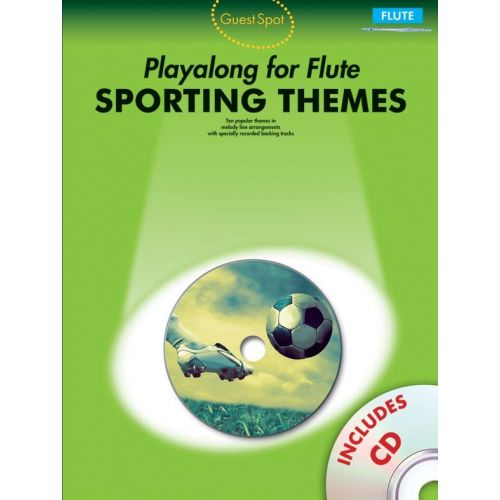 WISE PUBLICATIONS GUEST SPOT - SPORTING THEMES - FLUTE