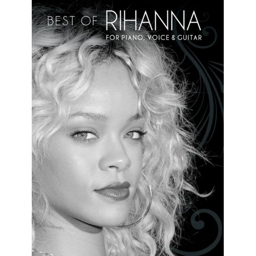 WISE PUBLICATIONS RIHANNA - BEST OF RIHANNA - PVG