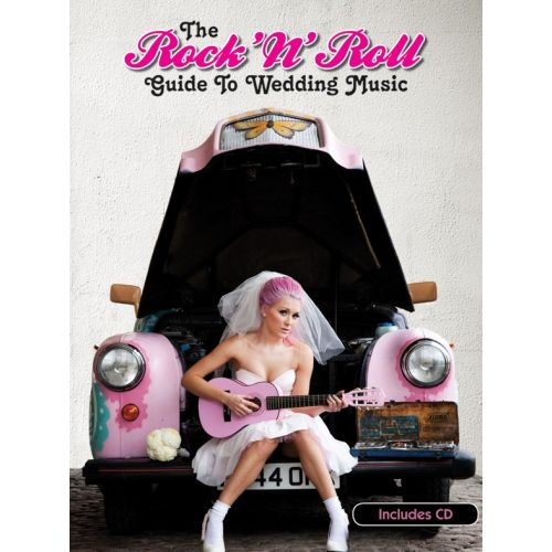 WISE PUBLICATIONS THE ROCK 'N' ROLL GUIDE TO WEDDING MUSIC - PVG