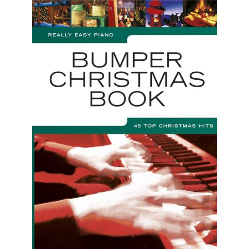 WISE PUBLICATIONS REALLY EASY PIANO - CHRISTMAS BUMPER - PIANO SOLO