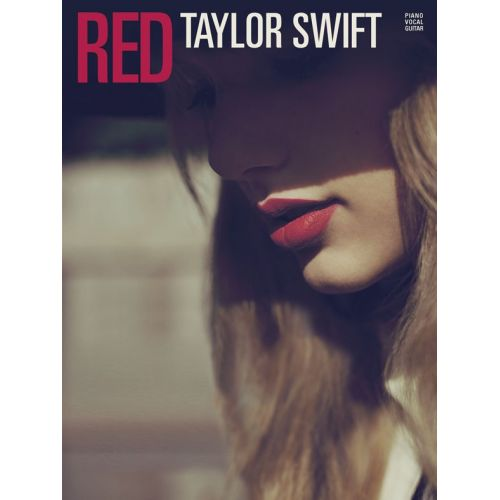 WISE PUBLICATIONS TAYLOR SWIFT - RED - PVG