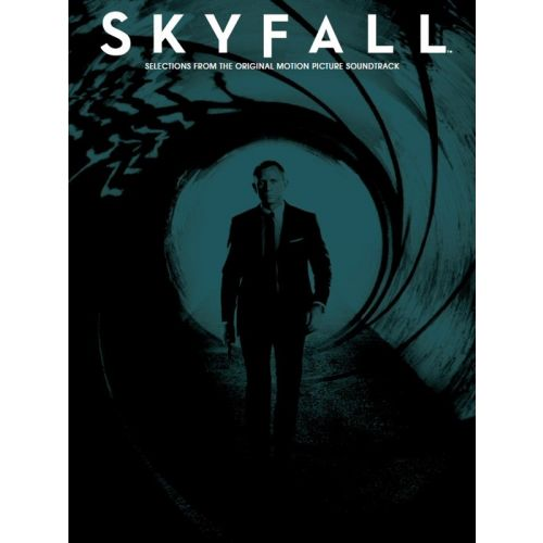 WISE PUBLICATIONS SKYFALL - SOUNTRACK SELECTIONS - PIANO SOLO