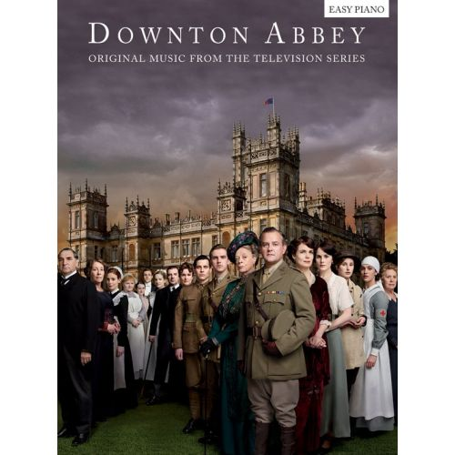 WISE PUBLICATIONS DOWNTON ABBEY - EASY PIANO SOLO