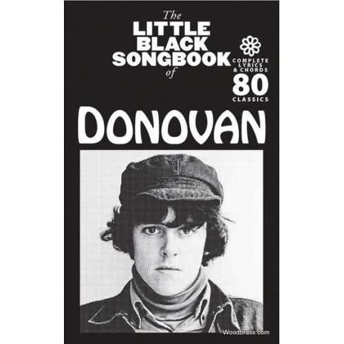 WISE PUBLICATIONS LITTLE BLACK BOOK OF DONOVAN