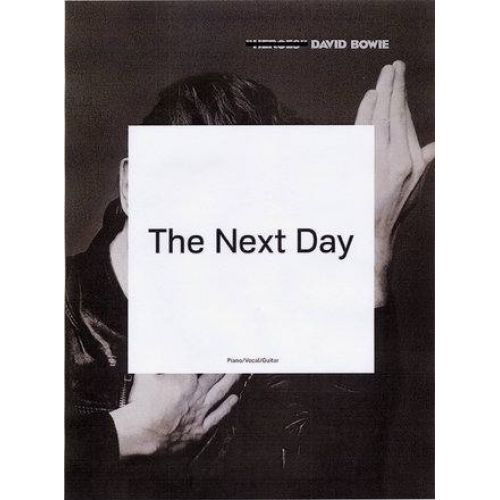 WISE PUBLICATIONS BOWIE DAVID - THE NEXT DAY - PVG