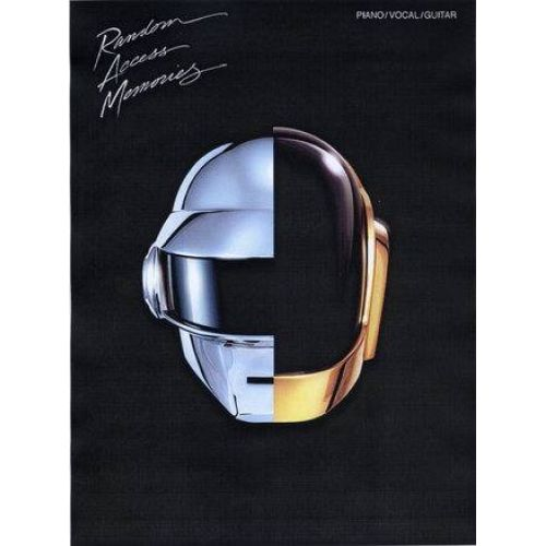WISE PUBLICATIONS DAFT PUNK - RANDOM ACCESS MEMORIES - PVG