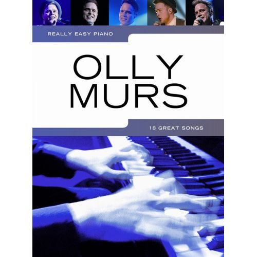 WISE PUBLICATIONS OLLY MURS - REALLY EASY PIANO - OLLY MURS - PIANO SOLO