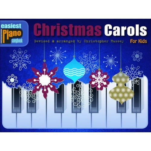 WISE PUBLICATIONS EASIEST PIANO SONGBOOK - CHRISTMAS CAROLS - PIANO SOLO
