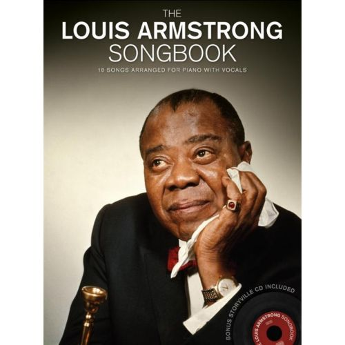 MUSIC SALES THE LOUIS ARMSTRONG SONGBOOK + CD - PVG