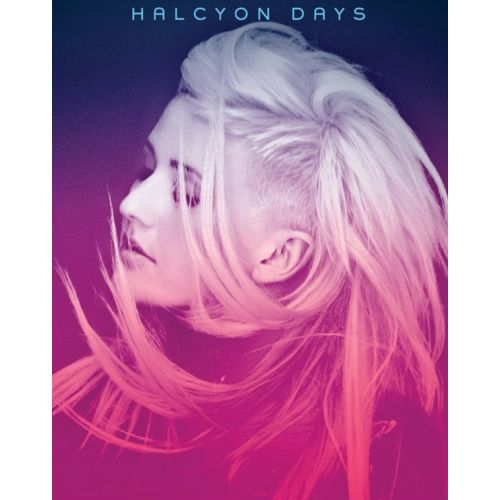 MUSIC SALES ELLIE GOULDING - ELLIE GOULDING - HALCYON DAYS - PVG