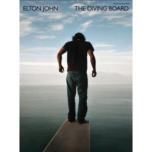 WISE PUBLICATIONS JOHN ELTON - THE DIVING BOARD - PVG
